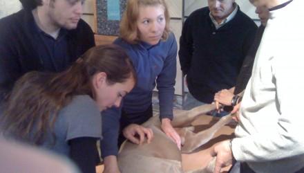 Manipulation cervicale chien - Montpellier 2